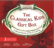 Artistes Variés - The Classical Kids Gift Box (Édition Limitée) (3CD)