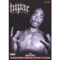 Tupac Shakur - Live At The House Of Blues (Music DVD)