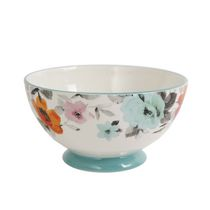 The Pioneer Woman Flea Market 6-inch Decorated Footed Bowl
