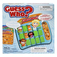 Hasbro Gaming Guess Who?