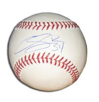 Balle ROLB1X League Rawlings officielle autographiée Blue Jays de Toronto Roberto Osuna de Frameworth Sports