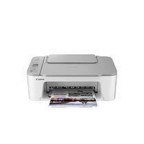 Canon PIXMA TS3420 Wireless Inkjet All-In-One Printer (White)