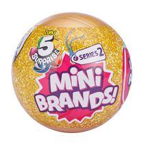 Capsule mystère Mini Brands 5 Surprise Jouet miniature de marques réelles par ZURU