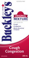 Buckley's Cough Syrup for Congestion Original Mixture