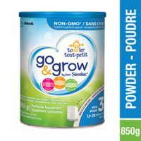 Go & Grow by Similac® Toddler Drink, Milk Powder