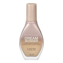 Maybelline New York Dream Wonder Fluid-Touch Foundation Porcelain Ivory Sand Beige