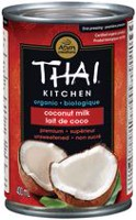 Lait de coco biologique de Thai Kitchen