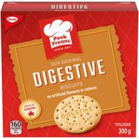 Biscuits digestifs de Peek Freans
