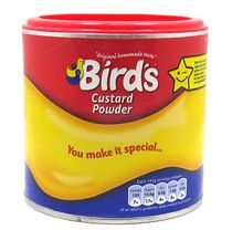 Birds Custard Powder Tin 300g