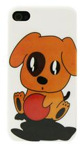 Exian Case for iPhone 4/4s - Puppy
