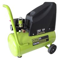 POWER IT! 6 Gallon Air Compressor
