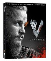 DVD Vikings - saison 2 (bilingue)