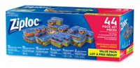 Ziploc® 44-piece Value Pack Storage Container