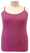 George Plus Women's Camisole Top Orchid 3X
