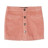 George  Girls' Mini Skirt Peach 8