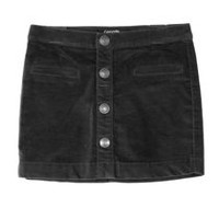 George  Girls' Mini Skirt Black 12