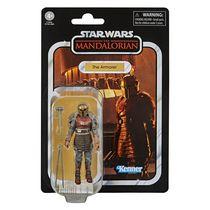 Star Wars The Vintage Collection, L'Armurière, figurine articulée The Mandalorian de 9,5cm, jouets pour enfants, à partir de 4 ans
