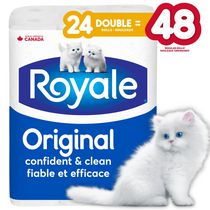 ROYALE® Original 2-Ply Bathroom Tissue