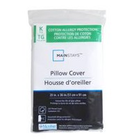 Mainstays Cotton Allergy Protection Pillow Cover