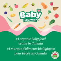 Baby Gourmet Pear Berry Purple Carrot Organic Baby Food Puree - image 3 of 5