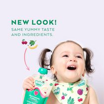 Baby Gourmet Pear Berry Purple Carrot Organic Baby Food Puree - image 4 of 5