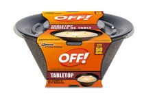 Off! Triple Wick Citronella Tabletop Candle