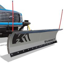 Dk2 Summit Personal 88 Inch Snow Plow
