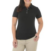 Riders by Lee Women's Knit Polo Shirt XXLTTG