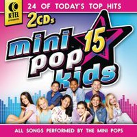 Mini Pops - Mini Pops Kids 15 (2CD)