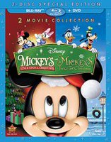 Mickey's Once Upon A Christmas/Mickey's Twice Upon A Christmas: 2 Movie Collection (Blu-ray + DVD)