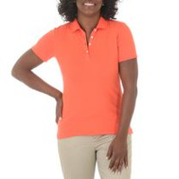 Riders by Lee Women's Knit Polo Shirt M/M