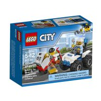 LEGO City Police L'arrestation en tout-terrain (60135)