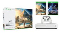 Xbox One S 500GB Console - Assassin's Creed®: Origins Bundle with Star Wars Battefront II
