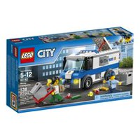 LEGO City Police Money Transporter (60142)