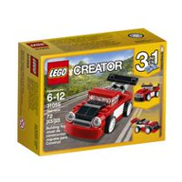 LEGO Creator Red racer (31055)