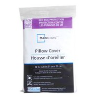 Mainstays Bed Bug Protection Pillow Cover