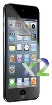 Exian Screen Protector for iPod Touch 5 - Clear (2-Pcs)