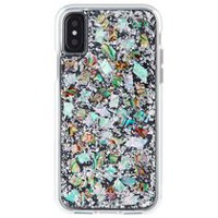 Case-Mate Karat Case for iPhone X Mother of Pearl