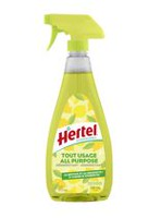 Hertel Disinfectant Lemon and Verbena