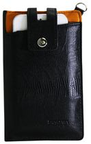 Exian Universal Pouch - Black with Card Slots