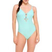 95f4cadce66a George Women s 1-Piece Swimsuit