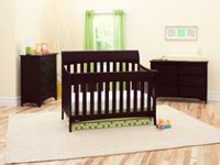 Graco Rory Convertible Crib Espresso