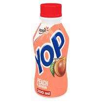 Yop by Yoplait Peach Drinkable Yogurt