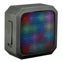 blackweb Soundspark LED Light Portable Wireless Speaker