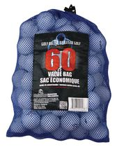 Round Two 60 Golf Balls Mesh Bag
