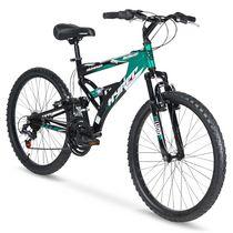 "24"" Hyper Bear Mountain Bike, Aluminum  GRN"