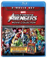Ultimate Avengers - coffret de 3 films (Blu-ray)