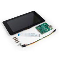 "Raspberry Pi™ 7"" Touch Screen LCD Display - 83-16872"
