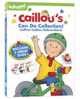 Caillou - Can Do 3-Pack