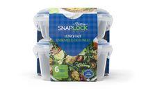 Snaplock 6 pc., Bistro Collection Lunch Set
